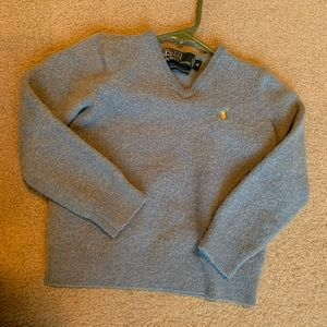 Polo by Ralph Lauren toddler lambs wool sweater